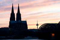 Cologne Sunset 2013-04 014
