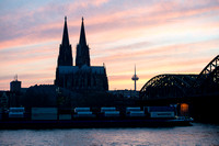 Cologne Sunset 2013-04 016