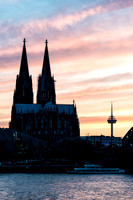 Cologne Sunset 2013-04 019