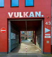 """Vulkan"" Industrial Area in Cologne Ehrenfeld"